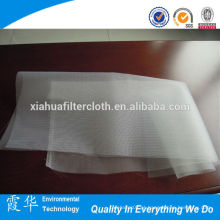 Tecido de filtro de nylon / poliamida de 400 microns