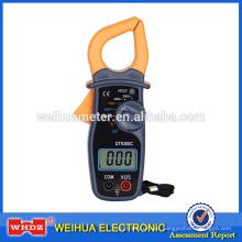 Pinza amperimétrica digital DT9300C con prueba de temperatura