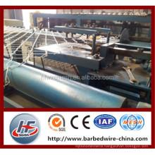 Chain link fence making machine,manufacturer chain link wire mesh knitting machine