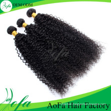 Aofa Wholesale Human Hair Malaysian Virgin Remy Hair Extension
