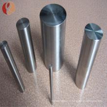 barre en métal zirconium en prix de stock pour les applications industrielles