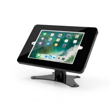 Swivel ball head desktop stand display security lock anti-theft tablet stand 360