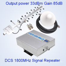 OEM 33dBm 2watts GSM 1800MHz Главная беспроводной сотовый телефон сигнал повторителя