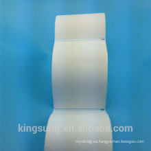 gran cantidad troquelada llana autoadhesiva papel de etiqueta para la venta