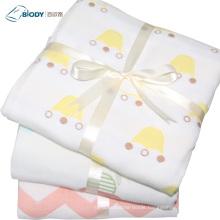 Super Soft Cotton quilt Comfortable Baby Multilayer Blanket