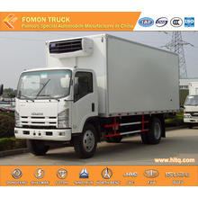 Qingling 700P meat hook refrigerator truck 15tons