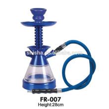 Various colors hookah shisha Mya hookah types aluminum shisha