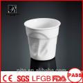 L'usine de porcelaine P & T fournit des tasses en céramique, des tasses à eau, des tasses de service