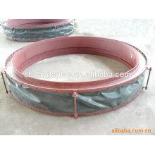 Hot vendendo produtos de alta temperatura chama retardador pano de borracha de silicone