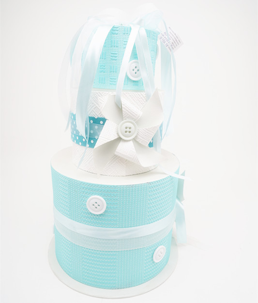 Windmill Cake Box
