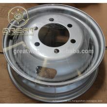 Riel de la rueda del carro ligero para la venta 16x5.5