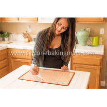 Best Price on for China Silicone Baking Mat,Non Stick Silicone Baking Mat, Food Grade Silicone Baking Mat Supplier Full Sheet Size Silicone Macaron Baking Mat supply to Sweden Supplier