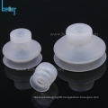 Silicone Rubber Vacuum Bellows Suction Cups for Glass