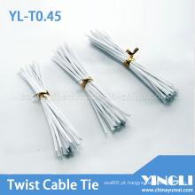 Laços da torção do material do PVC (YL-T0.55)