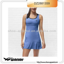 Powerful performance wide shoulder tennis dress 2013-2014