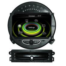 GPS de coche para BMW Mini reproductor de DVD con 1080p HD Video Bluetooth USB