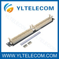 "100Pair 110 Patch Panel 19"" 1U"