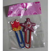 Starfish boek Mark Clip