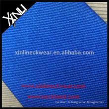 Tissu tissé ou en soie de cravate de jacquard de soie de haute qualité
