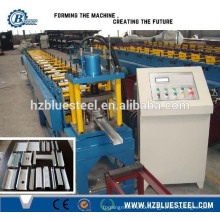 Omega Purlins, Lattice Girder Roll Forming Machine, Metal Stud And Track Roll Forming Making Machine
