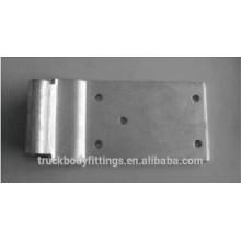TBF Popular e Aço Zincado dobradiça da porta Traseira para caminhões
