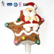 Decoraciones de pastel de Navidad