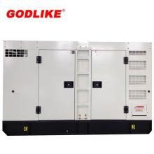 Sistema de generador diesel silencioso trifásico 48kw / 60kVA con el motor de Yangdong