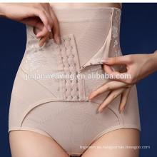Venta al por mayor nueva talladora exclusiva del cuerpo del entrenamiento de la cintura del estilo con el botón para la mujer