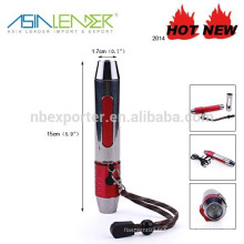 Rechargeable LED Cree Jade Identify Expert Lampe torche torche
