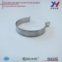OEM customize metal stamping stainless steel pipe repair clamp