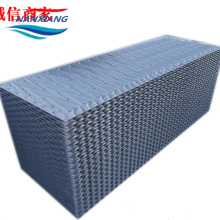 spindle brand cooling tower filler/Spindle black pvc square cooling tower fills