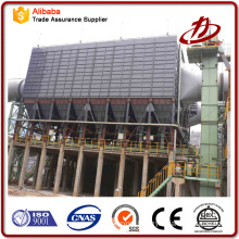 Furnace baghouse air cleaning equipment