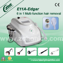 IPL Elight Cavitation RF Multifunction Beauty Machine with 6 Handles
