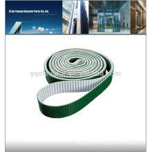 Correa de distribución de cables de acero de elevador STD8M correa de elevación para escaleras mecánicas
