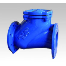 DIN3202 F6 Double Flange Ball Check Valve