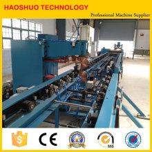 Línea de producción automática del radiador de Ce, ISO para el transformador