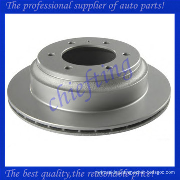 MDC986 DF4030 8943754251 best brakes and rotors for isuzu trooper