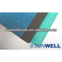 Non Asbestos Compressed Sheet with carbon fiber 150 Degree