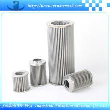SUS 316 Vetex Elemento de filtro