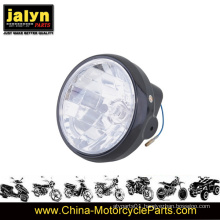 Aluminum Motorcycle Bright Head Light