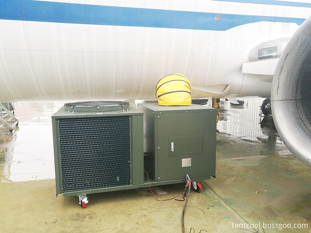 Air Craft Parking Air Conditioner