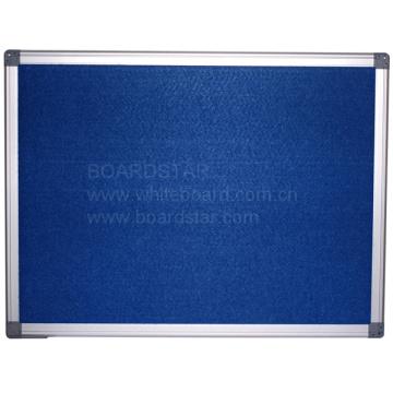 Painel de feltro emoldurado de alumínio / painel de avisos (BSFLO-K)