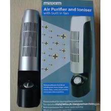 Purificador de ar e lonizer com bulit no ventilador