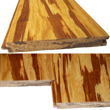 Tiger Strand Woven UV Bamboo Flooring Smooth