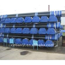 DIN Tubo de aço carbono soldado e sem costura