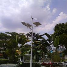 80W with Wind Hybrid Solar Street Pole Lighting (BDSW998)
