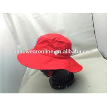Chapéu de chapéu de aba de sombrinha / chapéu de algodão