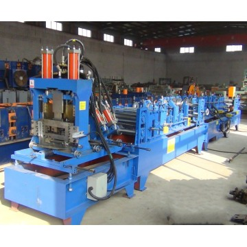 Construction Z Purlin Forming Machine