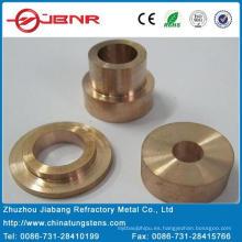 W85cu15 de punta de contacto de tungsteno con la ISO 9001 de Zhuzhou Jiabang