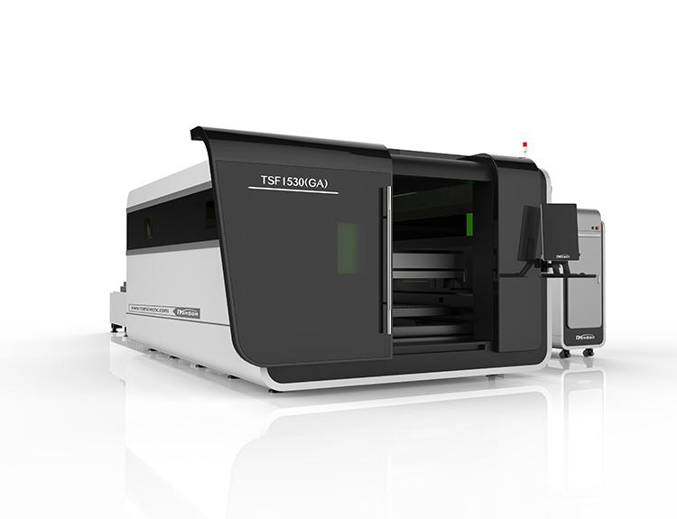 Laser Cutting Machine Fiber